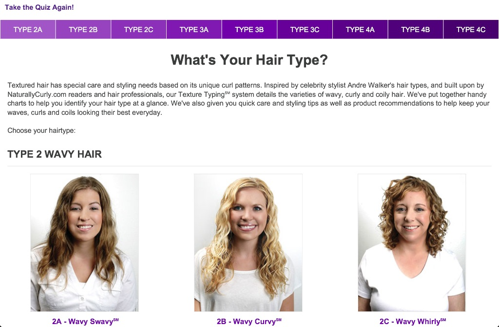 What S Your Hair Texture Determining Your Curl Pattern