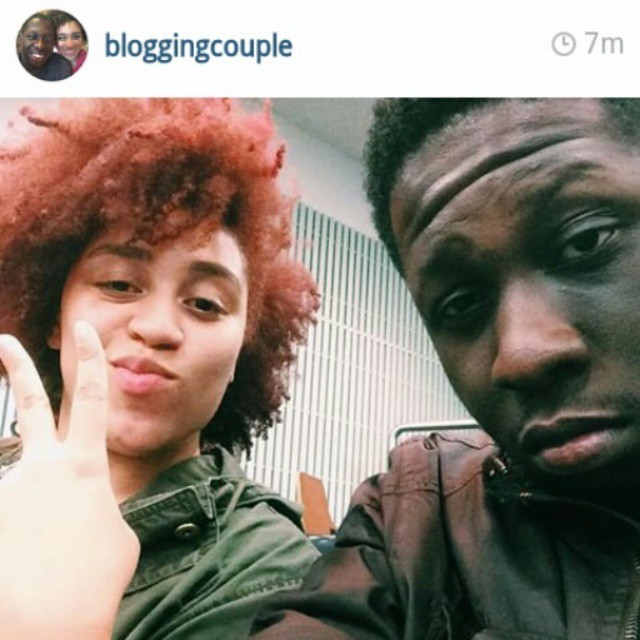 Hanging with the babe cuz we do cool stuff! It's…