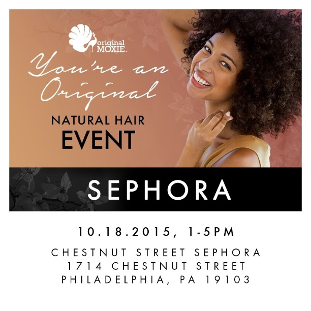 THE EVENT DETAILS ARE FINALLY HERE! Join me at Sephorahellip