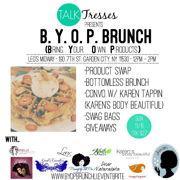 NYC CURLY GIRL ALERT My girl talktresses is hosting anhellip